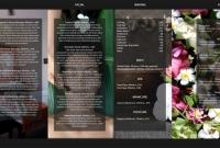 Brochure / Menu - Frangipani SPA - Siem Reap Cambodia