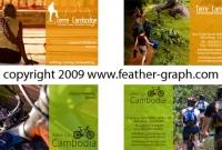 Name Card - Terre Cambodge, Inbound travel tour operator - Siem Reap Cambodia