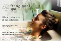 Ad - Frangipani SPA - Siem Reap Cambodia