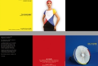 Invitation Card - Eric Raisina, Fashion Designer - Siem Reap Cambodia