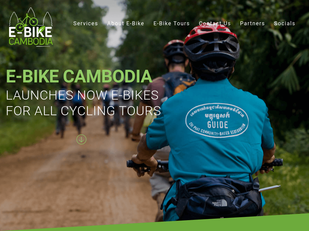 Website - Ebikecambodia