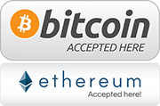 Bitcoin Ethereum accepted